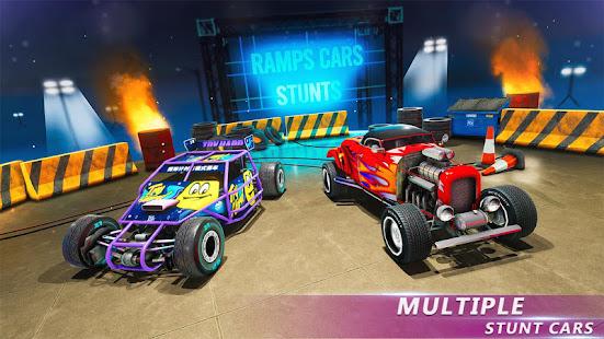 Ramp Car Stunt Racing Game v2.1 screenshots 12