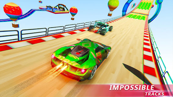 Ramp Car Stunt Racing Game v2.1 screenshots 17