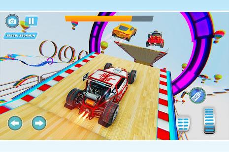 Ramp Car Stunt Racing Game v2.1 screenshots 4