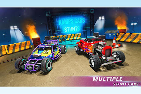Ramp Car Stunt Racing Game v2.1 screenshots 6