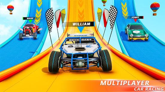 Ramp Car Stunt Racing Game v2.1 screenshots 8