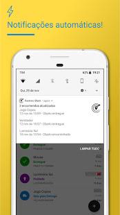 Rastreio Correios rastreamento correios v1.6.16 screenshots 16