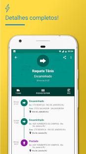 Rastreio Correios rastreamento correios v1.6.16 screenshots 6