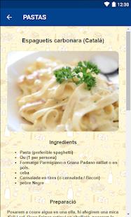 Recetas Cocina Espaola v1.63 screenshots 2
