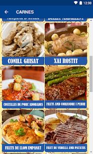 Recetas Cocina Espaola v1.63 screenshots 3