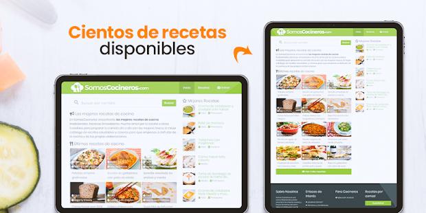 Recetas de cocina gratis – Somos Cocineros v1.3 screenshots 6