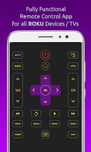 Remote for Roku Codematics v1.29 screenshots 2