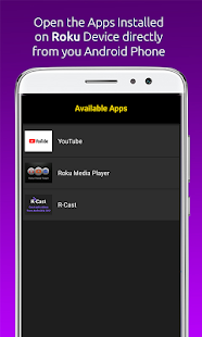 Remote for Roku Codematics v1.29 screenshots 3