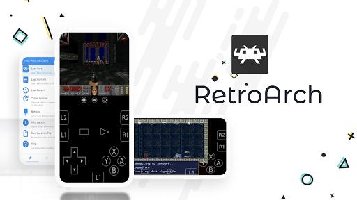 RetroArch v1.9.6 2021-07-07 screenshots 1
