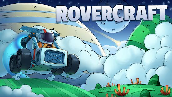 Rovercraft Race Your Space Car v screenshots 1