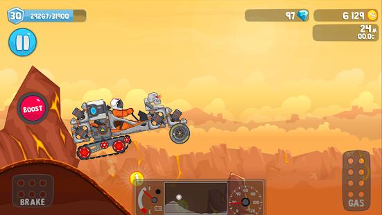 Rovercraft Race Your Space Car v screenshots 3