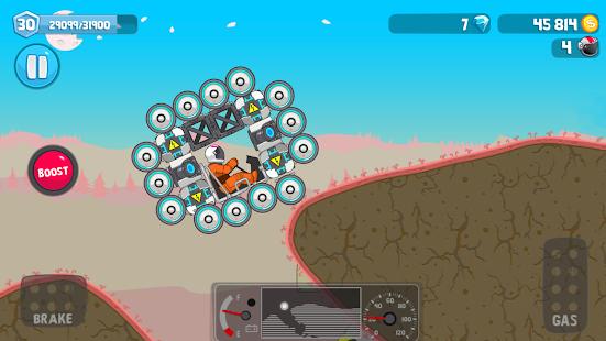Rovercraft Race Your Space Car v screenshots 5