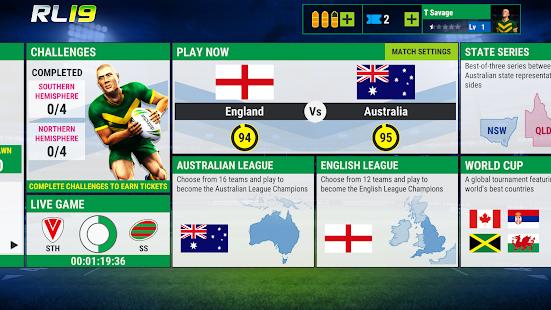 Rugby League 19 v1.6.0.91 screenshots 3