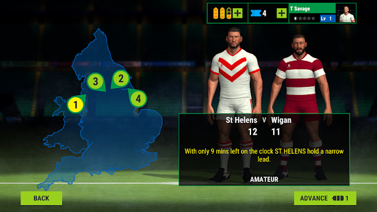 Rugby League 19 v1.6.0.91 screenshots 4