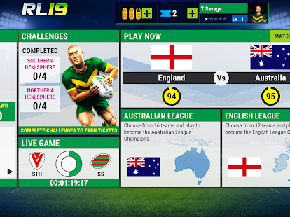 Rugby League 19 v1.6.0.91 screenshots 8