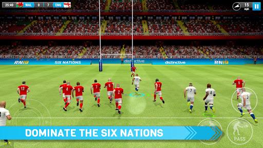 Rugby Nations 19 v1.3.5.194 screenshots 1