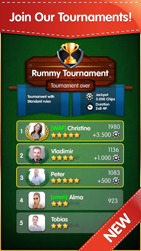 Rummy Free no Ads v1.8.0 screenshots 2