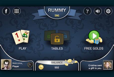 Rummy – Offline v screenshots 8