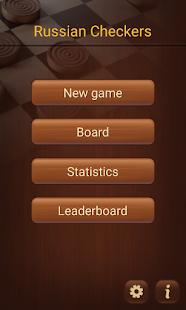 Russian Checkers v1.15 screenshots 2