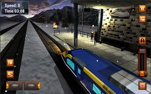 Russian Train Simulator v2.5 screenshots 1