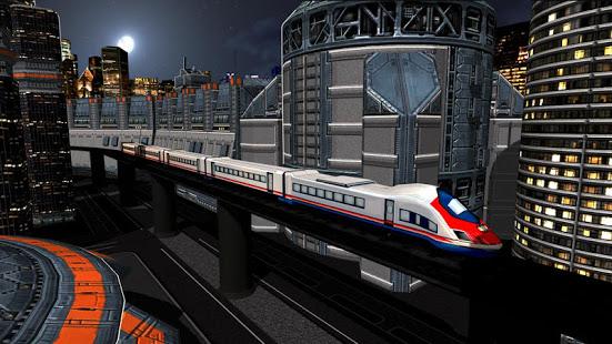 Russian Train Simulator v2.5 screenshots 11