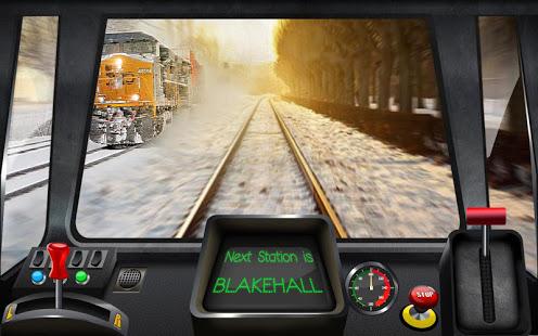 Russian Train Simulator v2.5 screenshots 2