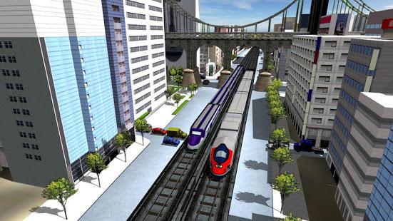 Russian Train Simulator v2.5 screenshots 3