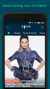 SQUID – News amp Magazines v2.5.3 screenshots 3
