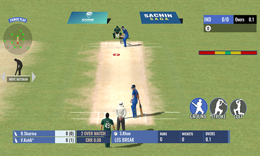 Sachin Saga Cricket Champions v1.2.65 screenshots 3
