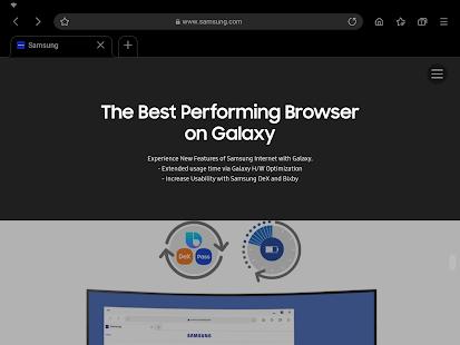 Samsung Internet Browser Beta v screenshots 11