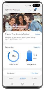 Samsung Members v1 v12.02.09.0 screenshots 2