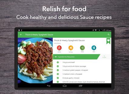 Sauce Recipes v46.0.0 screenshots 11