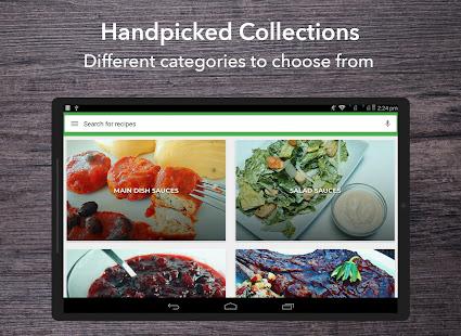 Sauce Recipes v46.0.0 screenshots 7