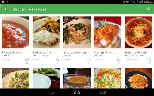 Sauce Recipes v46.0.0 screenshots 9