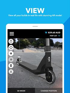 Scooter Hut 3D Custom Builder v2.0.3 screenshots 10