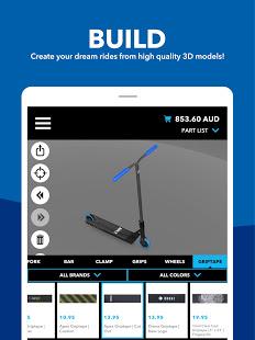 Scooter Hut 3D Custom Builder v2.0.3 screenshots 9