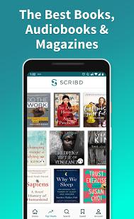 Scribd Audiobooks amp ebooks v11.13 screenshots 1