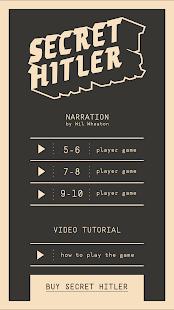 Secret Hitler Companion v1.0 screenshots 1