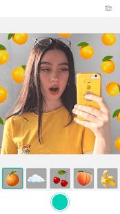 Selfie Camera Stickers v2.2.0 screenshots 5