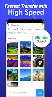 Share – File Transfer amp Connect v202199.9 screenshots 11