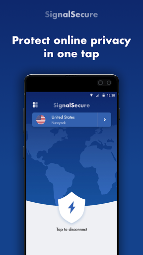 Signal Secure VPN -Fast VPN Proxy amp VPN Robot v2.3.8.1 screenshots 1