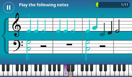 Simply Piano by JoyTunes v6.4.3 screenshots 9