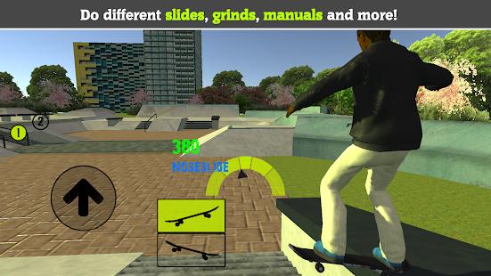Skateboard FE3D 2 – Freestyle Extreme 3D v1.33 screenshots 1