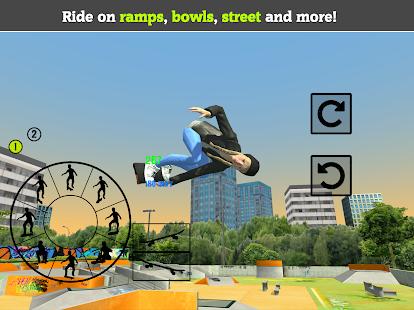 Skateboard FE3D 2 – Freestyle Extreme 3D v1.33 screenshots 10