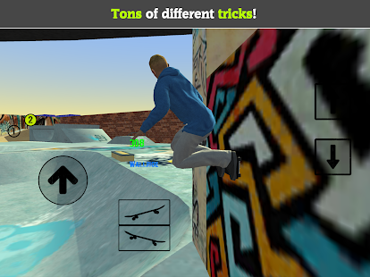 Skateboard FE3D 2 – Freestyle Extreme 3D v1.33 screenshots 13