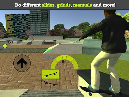Skateboard FE3D 2 – Freestyle Extreme 3D v1.33 screenshots 17