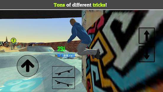 Skateboard FE3D 2 – Freestyle Extreme 3D v1.33 screenshots 2