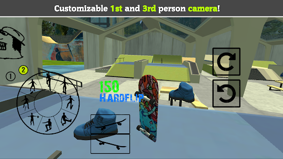 Skateboard FE3D 2 – Freestyle Extreme 3D v1.33 screenshots 3