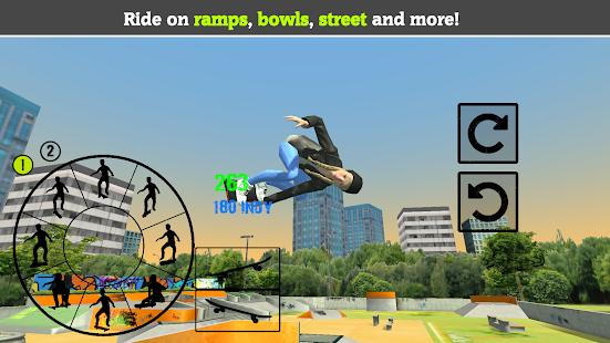 Skateboard FE3D 2 – Freestyle Extreme 3D v1.33 screenshots 5