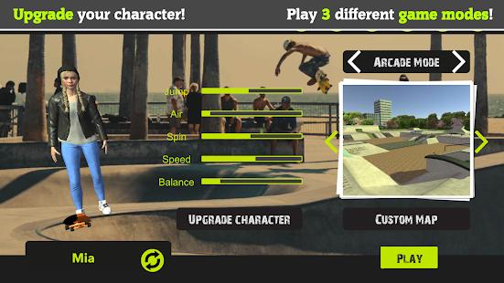 Skateboard FE3D 2 – Freestyle Extreme 3D v1.33 screenshots 7
